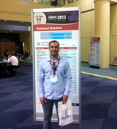 Congresso internacional de cirurgia do joelho e artroscopia